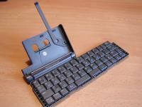rozložená klávesnice