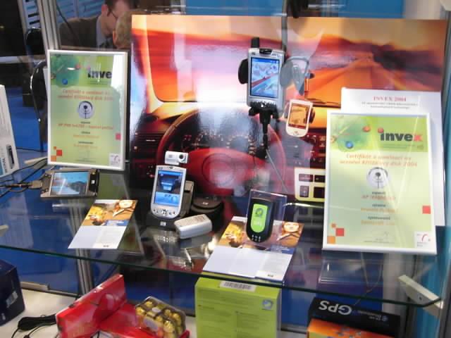 Invex 2004 a PDA