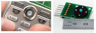 Miniaturní joystick