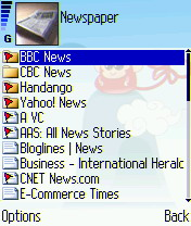 Programy pro Symbian