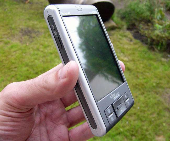 Velký test GPS PocketPC