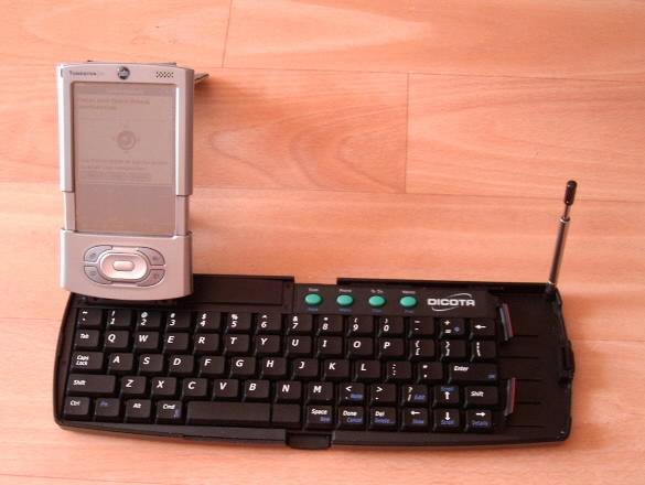 Dicota Input-PDA