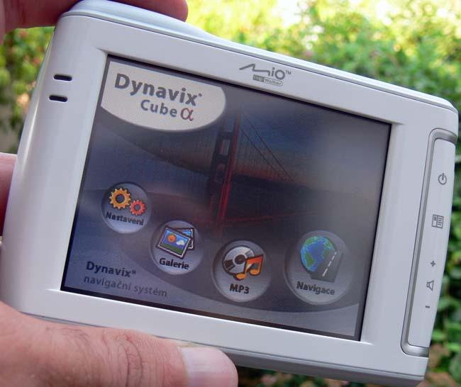 Dynavix Cube Alpha