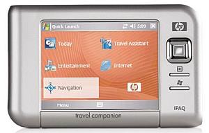 PDA s GPS
