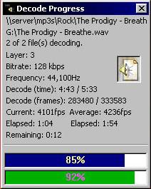 MP3 Decoder