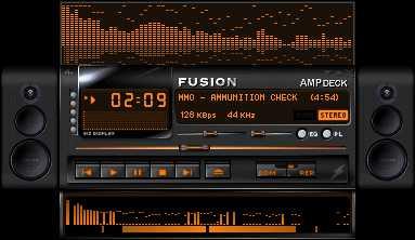 Fusion AmpDeck