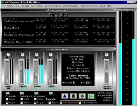 4Track Mp3 Mixer 2.0