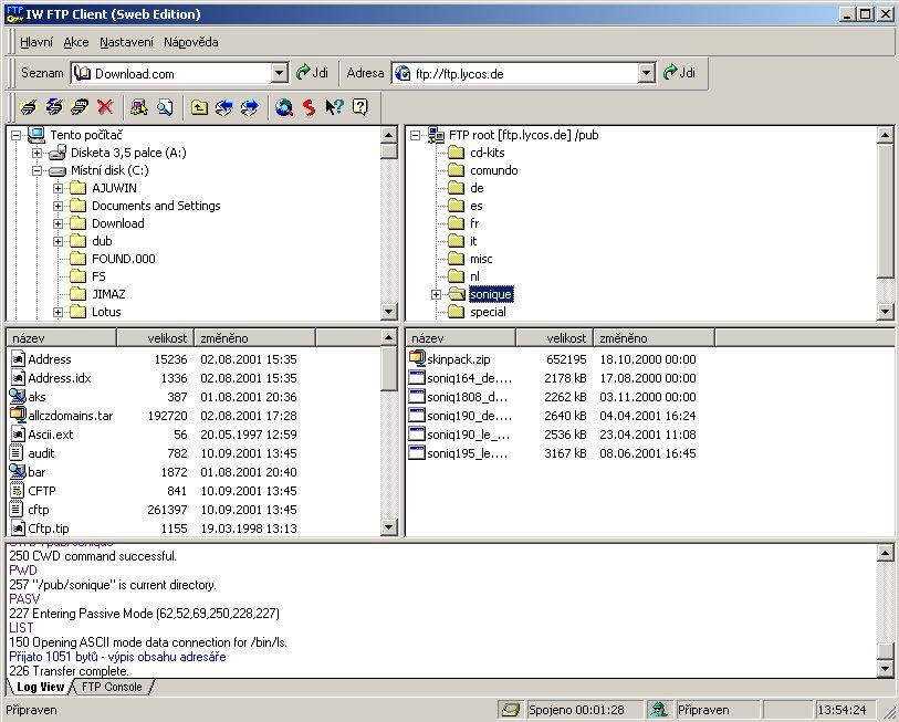 FTPort Client
