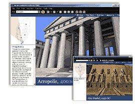 Ukázka z produktu Encarta