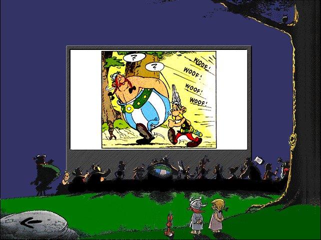 Asterix - divadlo