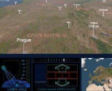 Encarta Interactive World Atlas - virtuální let