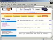 Freemail Centrum - signatury