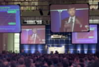 Gates na konferenci