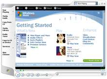 Windows Media Player 9