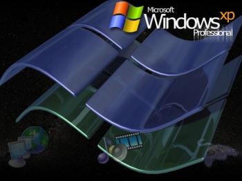Plocha Windows XP