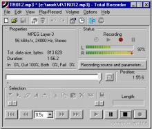 Total Recorder 4.1