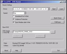 CloneDVD 1.2