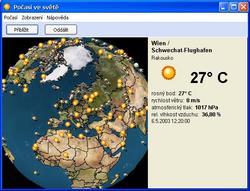 Počasí ve světě