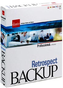 Dantz - Retrospect Backup