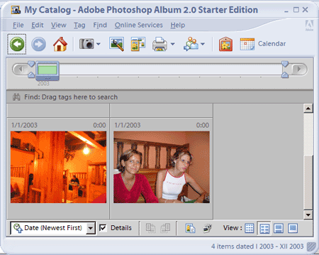 Photoshop Album SE 2.0