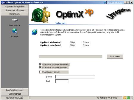 OptimX XP