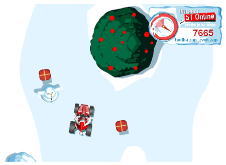 Santa Game