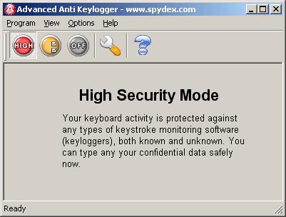 Advanced Keylogger