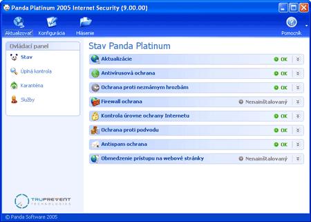 Panda Platinum 2005