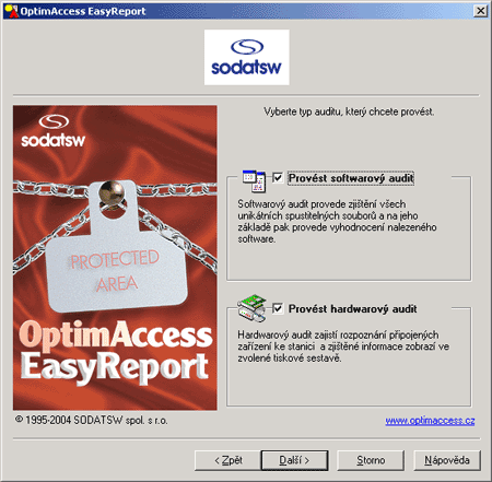 OptimAccess EasyReport