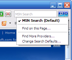 MS IE 7