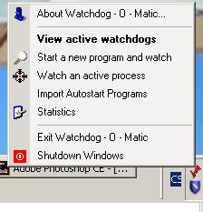 Watchdog - O – Matic