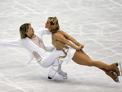 Albena Denkovová a Maxim Stavijski