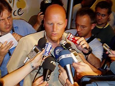 Riis přiznal doping na Tour de France