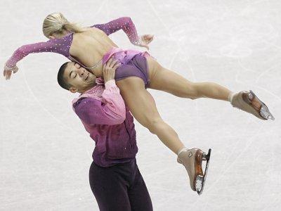 Aliona Savchenková a Robin Szolkowy