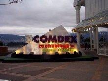 Veletrh Comdex - jeden z nejvýznamějších IT veletrhů