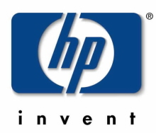 Logo společnosti Hewlett-Packard
