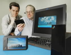 Produkt IBM MetaPad