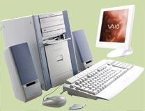 VAIO PCV-RX202