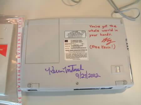 Notebook Toshiba Satellite T1960CS s věnováním
