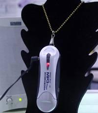 MP3 kapesní přehrávač se 128 MB paměti. No není kouzelný?