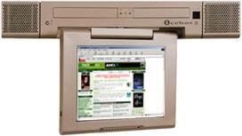 iCEBOX FlipScreen - internet