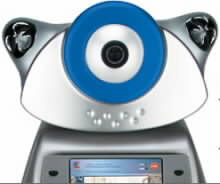 Hlavička robota ER2 od společnosti Evolution Robotics