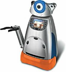 Robot ER2 od společnosti Evolution Robotics