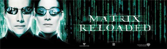 The Metrix Reloaded