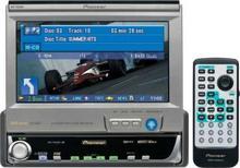 Navigační DVD systém