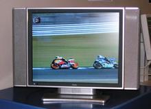 LCD TV Iiyama v DVD Hall na Invexu 2003
