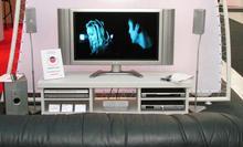 Aquos LCD TV Sharp na Invexu 2003