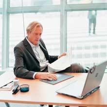 Záplava informací  a problémy s PC mohou vést ke stresu (Foto: FSC)
