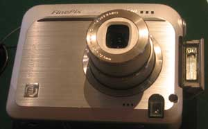 Fuji Finepix F610