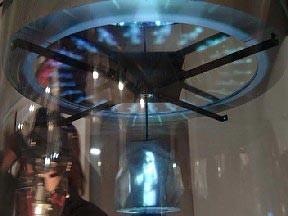 Hitachi hologram
